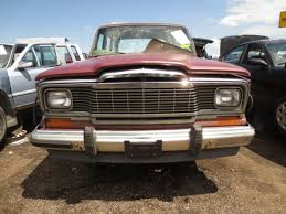jeep wagon for sale junkyard find 1981 jeep wagoneer the truth about cars