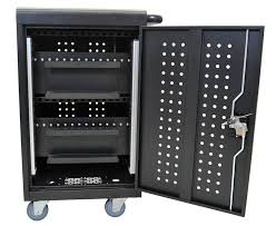 amazon com dmd deluxe mobile charging and storage cart stores