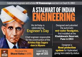 why do we celebrate engineer s day on september 15th edugeneral