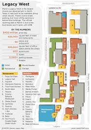 Florida Mall Store Map by A Peek At The Restaurants Stores You U0027ll Find When Plano U0027s Massive