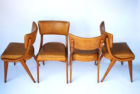 Retro Chairs For Sale Super Cool Retro Dining Chairs By Ben Chairs With Tan Vinyl