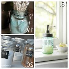 Bathroom Storage Jars Bathroom Storage Jar Ideas Varyhomedesign
