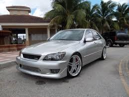 lexus is300 trd wheels and moded trd lip pics clublexus lexus forum