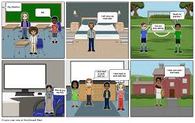 employment skills bad storyboard by quevin