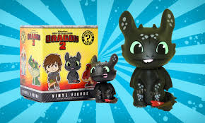 11 train dragon 2 toys mystery minis toothless