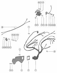 mercruiser 330 mie gm 454 v 8 1977 1980 wiring harness circuit