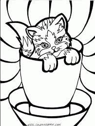 100 kitten coloring pages for kids lego juniors activities lego