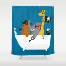 humor shower curtains society6