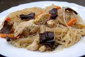 cuisiner vermicelle de riz recette vermicelle de soja sauté au poulet 750g