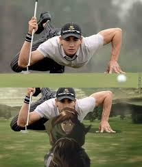 Golf Memes - attack on golf by finger v meme center
