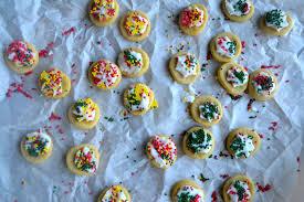 elf on the shelf mini sugar cookies