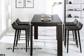 table haute de cuisine pas cher table haute de cuisine pas cher ikea cuisine bar simple design ilot