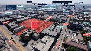 Los Angeles Traffic Map by Live Work Lofts Downtown La Lofts