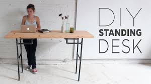 Benefits Of Standing Desk by Benefits Of Using A Stand Up Work Desk Thediapercake Home Trend
