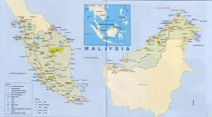 Map Of The World To Scale by Maps Of Malaysia Detailed Map Of Malaysia In English Tourist
