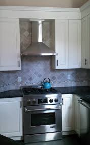 Oven Range Hood Kitchen Over The Range Vent Hood With Over Oven Fan Also Chimney