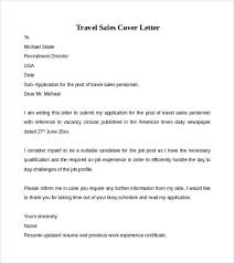 Letter To Submit Resume Traveling Consultant Cover Letter