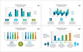 presentation chart templates goals pie chart for presentations in