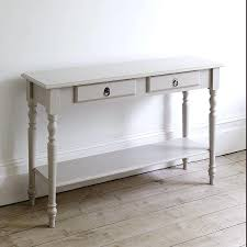 Slimline Console Table Console Tables With Shelves Slimline Table Slim Regard To Narrow