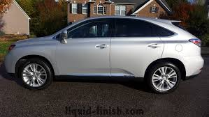 lexus service raleigh gloss coat raleigh durham cary paint protection coating