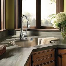 moen boutique kitchen faucet boutique 1 handle kitchen faucet rona