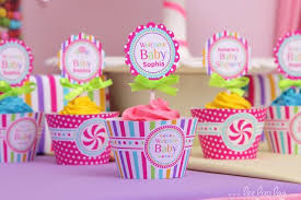candyland party ideas candy themed baby shower ideas cupcakes at a candyland party see