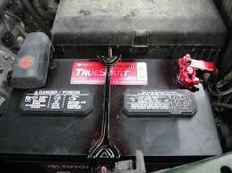 2005 toyota tacoma battery battery terminal corrosion toyota tundra forum