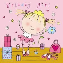 girl birthday birthday girl drawing birthday
