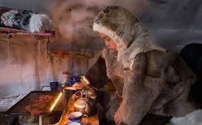 inuits igloo