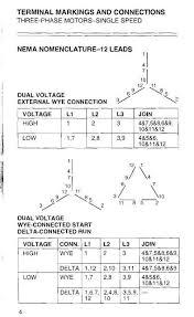 12 lead motor wiring diagram arduino motor shield diagram wye