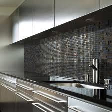 mosaique credence cuisine beautiful salle de bain mosaique blanche 6 de la mosa239que dans