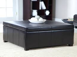 black coffee table with storage modern black side table createablog site