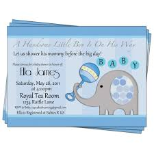 free baby boy shower invitations templates part 17 baby shower