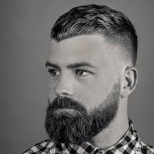 hairstyles that go with beards hairstyles that go well with beards best hairstyles 2018