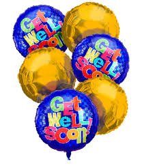balloon bouquets for delivery get well balloon bouquet balloon bouquets get well balloon