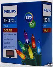 philips solar outdoor lighting equipment ebay