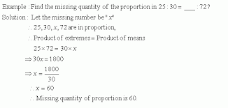 find the missing number in a proportion math word problems ged