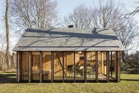 modern cottage design modern small cottage in utrecht adorable home