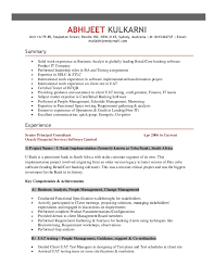 Objective For Software Testing Resume Mesmerizing Sample Resume For Experienced Software Tester 58 For