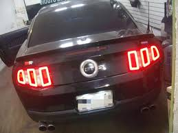 2010 s550 tail lights mustang 2012 taillight mod like as 2013 tail lights style