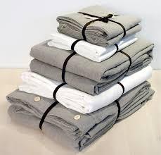 Off White Queen Bedroom Set Queen Bed Makeover Rough Linen Bedding 100 Linen