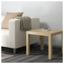 ikea living room chair coffee tables attractive lack side table birch effect ikea