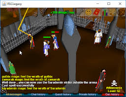 runescape for android rsclegacy a new outlook on runescape classic new server with