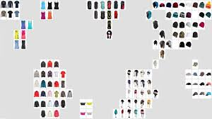Dna Mapping Fashion Dna Structural Feature Mapping In The World Of Retail