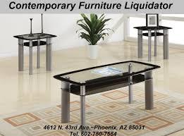 coffee tables modern furniture phoenix furniture discount