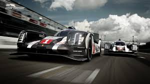hybrid sports cars porsche cayman and 919 hybrid confirmed for gran turismo sport