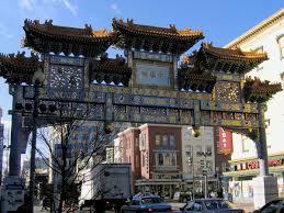 Overhead Door Of Washington Dc by Chinatown Washington D C Wikipedia