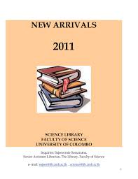 new arrivals for the year 2011