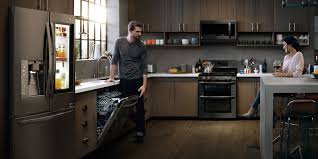 kitchen frigidaire appliance package for modern kitchen design