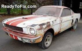 mustang project cars for sale 1967 eleanor mustang